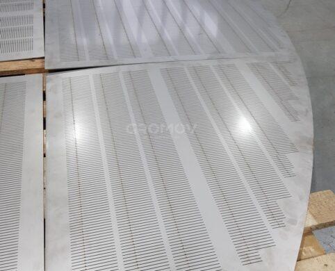 Фильтр-сито из нержавеющей стали - сделано в GROMOV
