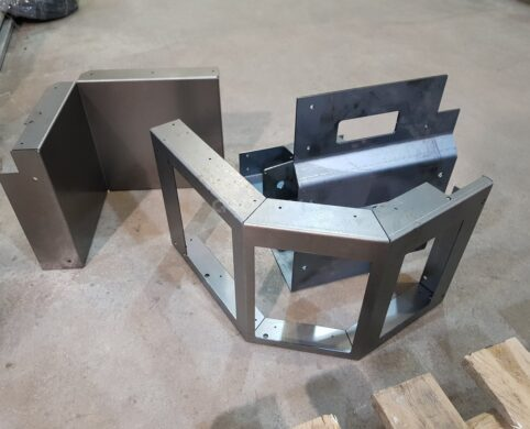 Metal housings - сделано в GROMOV