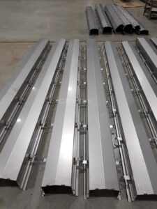 Industrial drainage channels
