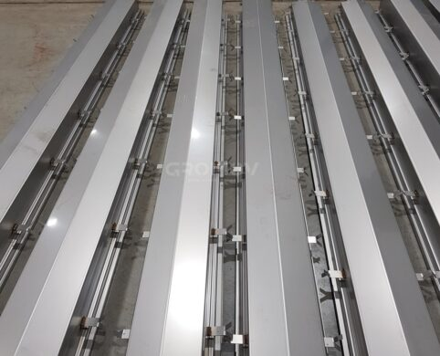 Industrial drainage channels - сделано в GROMOV