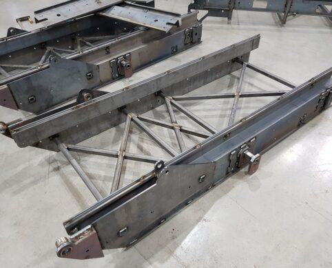 Ленточный транспортёр ТУК - сделано в GROMOV