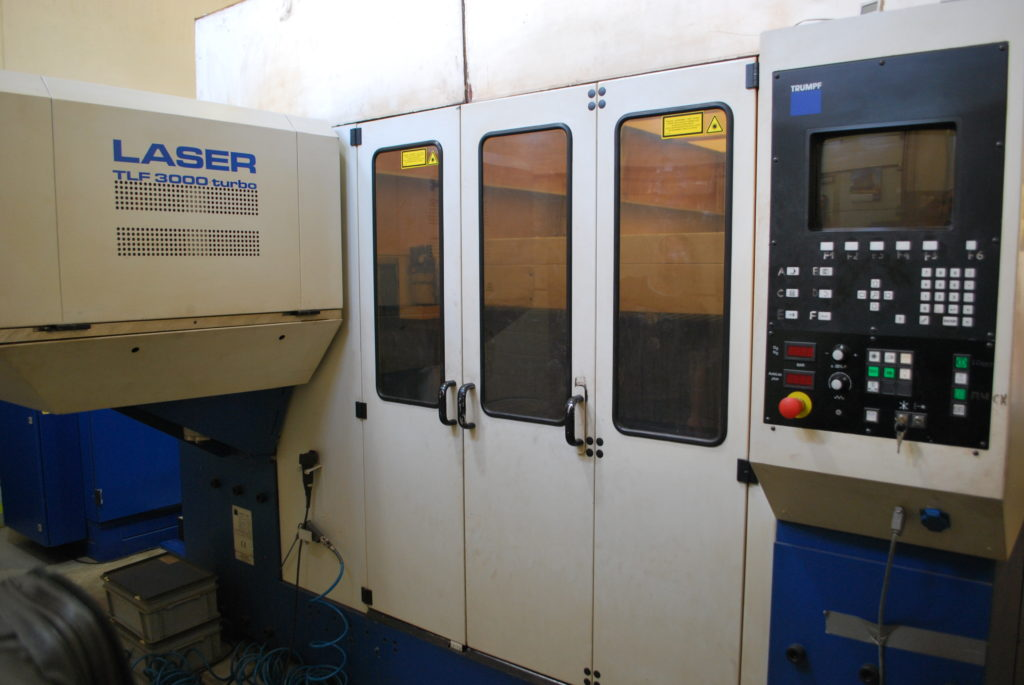 Trumpf Laser 3030