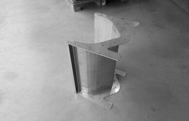 Ducts with improved hygiene performance