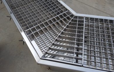 Grilles for ducts