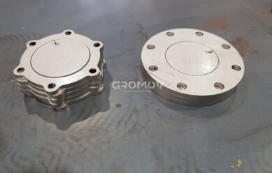 Flanges, disks